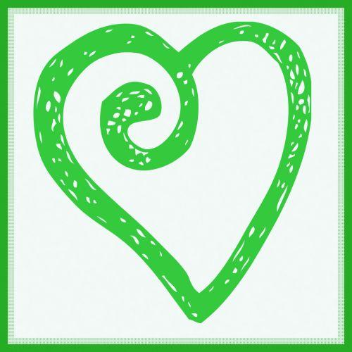 Heart Curl