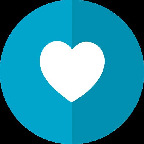 heart icon heart health icon