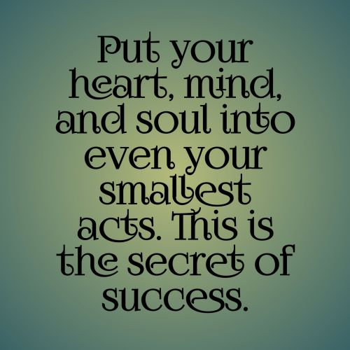 Heart Mind And Soul