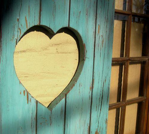Heart On A Shutter