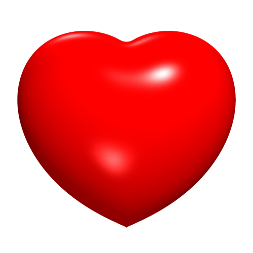 hearts 3d math