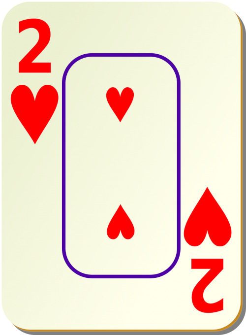 hearts two 2