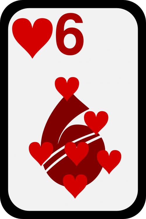 hearts cards play