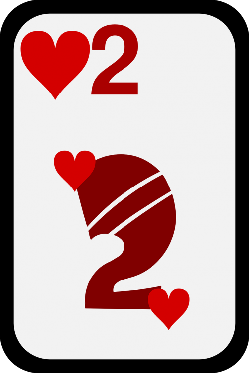 hearts two game