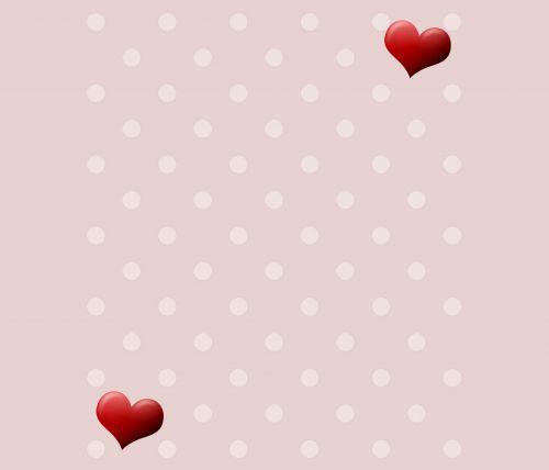 Hearts And Dots