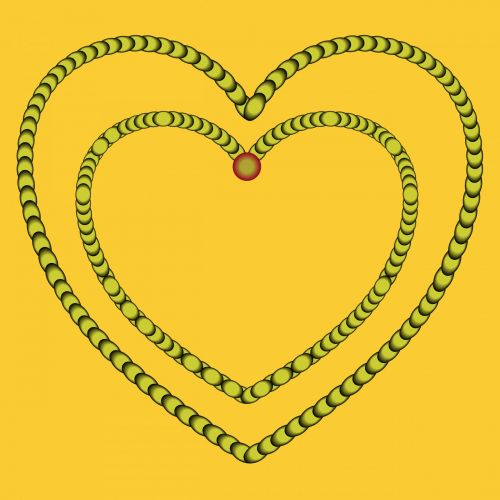 Hearts Of Curves And Rings