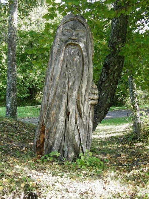 heathenism the temple idol