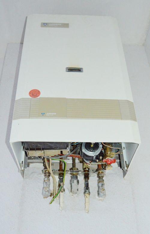 heating gas water heater floor heating