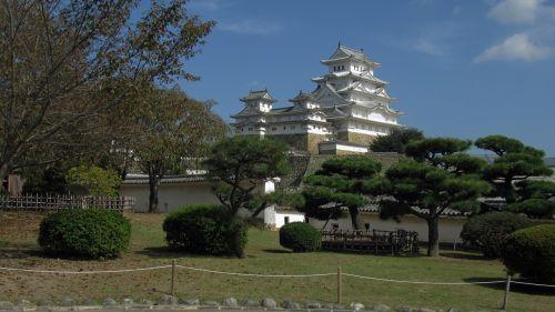 heaven castle japan