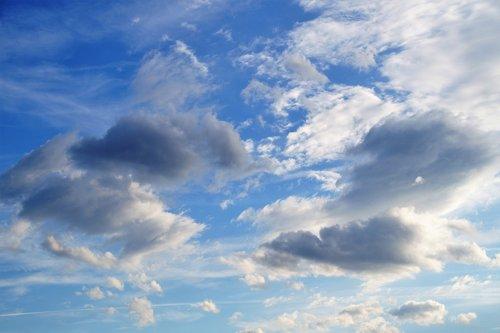 heaven  sky  blue