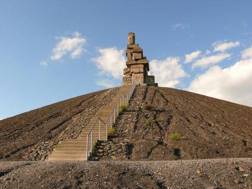 heaven stairs halde rheinelbe gelsenkirchen