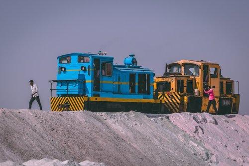 heavy  bulldozer  snow