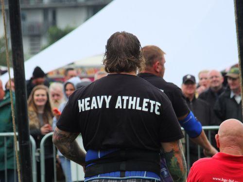 Heavy Athlete