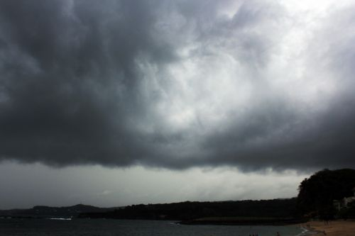 sunkūs & nbsp, debesys, oras, debesys, pilkos & nbsp, debesys, taifūnas, gamta, dangus, lietingą & nbsp, sezoną, sunkūs debesys