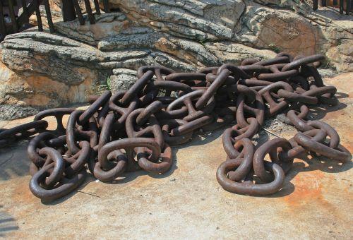 Heavy Maritime Chain