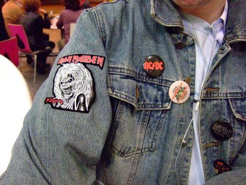 heavy metal veneers jeans