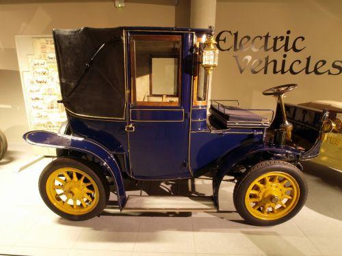 hedag brougham electric 1905 car