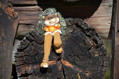 hedgehog rag doll toys
