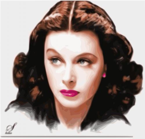 hedy lamarr actress woman