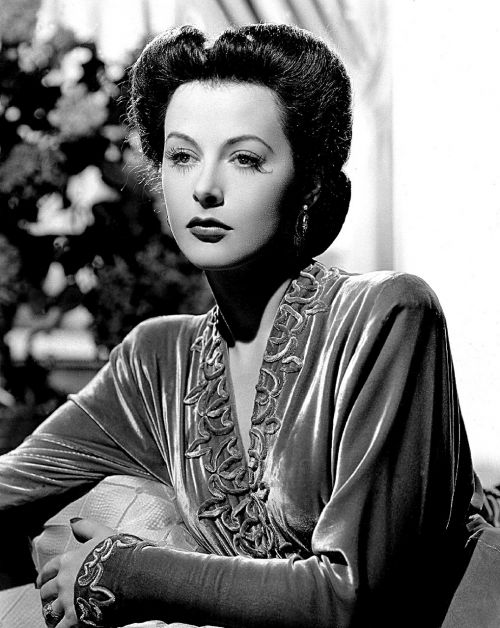 hedy lamarr actress vintage