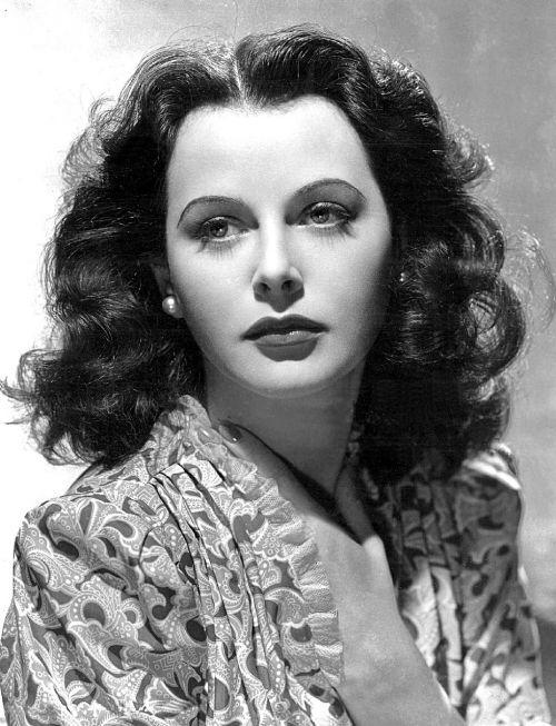 hedy lamarr actress vintage