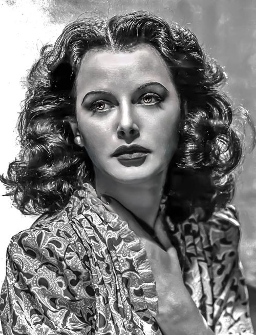 hedy lamarr-hollywood film actress