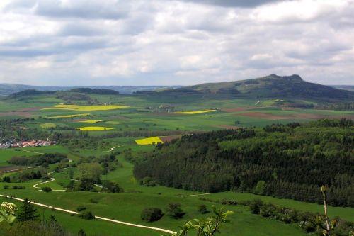 hegau baden württemberg landscape