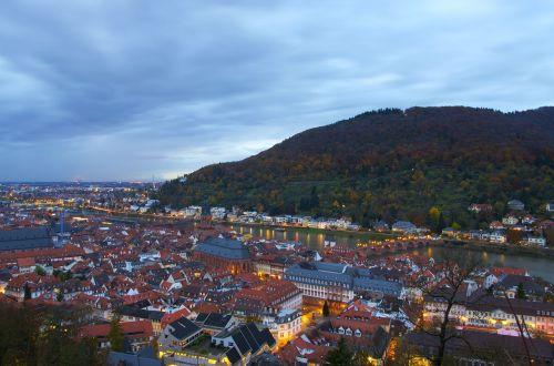 heidelberger schloss heidelberg city