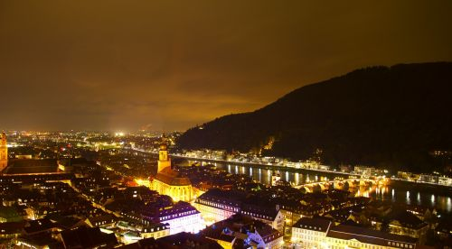 heidelberger schloss heidelberg city