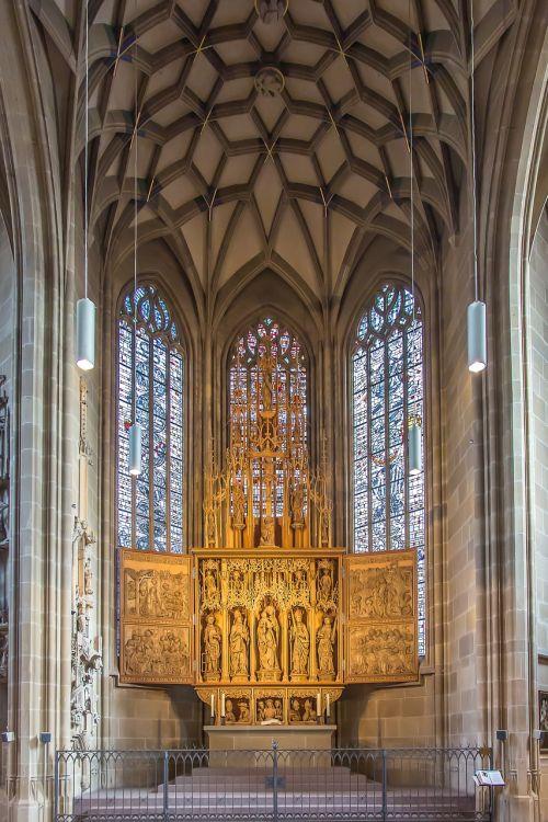 heilbronn st kilian saint kilian's church