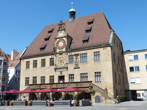 heilbronn city historically
