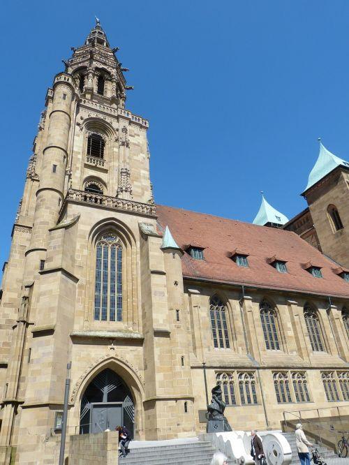 heilbronn,bažnyčia,gotika,architektūra,Dom,gotikos architektūra,istoriškai,Senamiestis,pastatas,fasadas