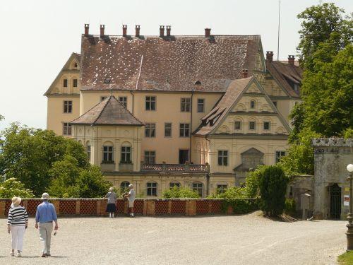 heiligenberg castle castle building