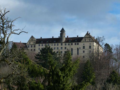heiligenberg castle castle renaissance style