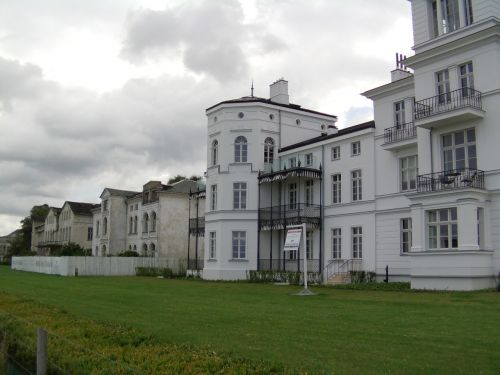 heiligendamm building home