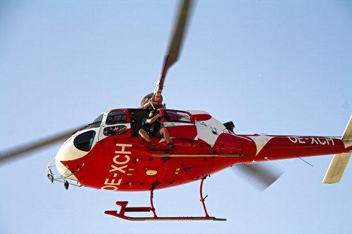 heli  helicopter  flying