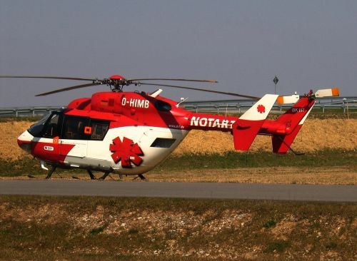 helicopter doctor on call rescue