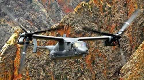 helicopter osprey cv-22