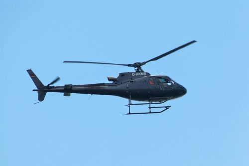 helicopter eurocopter as-350b 3 ecureuil fly