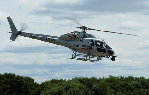 helicopter sky news news