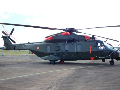 helicopter military transport