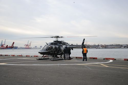helicopter new york fly