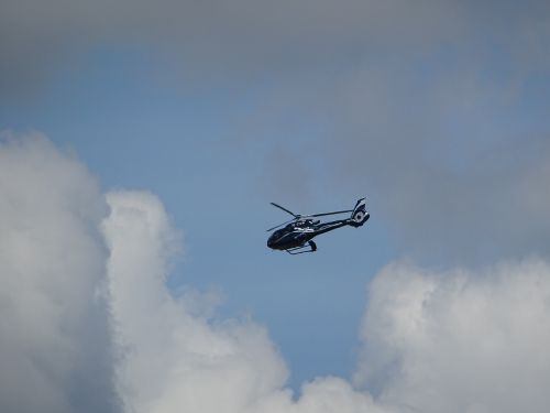helicopter clouds technology
