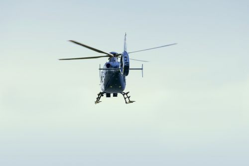 helicopter police air monitoring