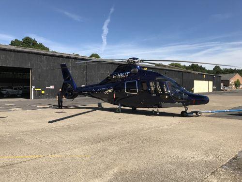 helicopter fairoaks chopper
