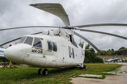 helicopter transport mi-26