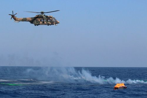 helicopter search recovery