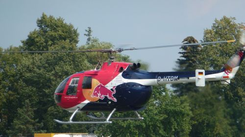 helicopter start propeller