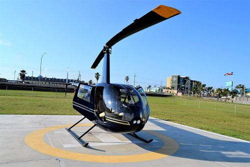 helicopter galveston texas