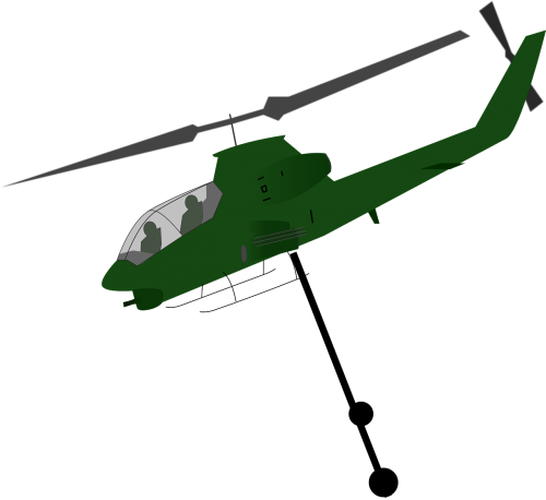 helicopter airdrop aircraft